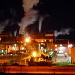 La fábrica azucarera de La Bañeza ha sido profundamente reformada durante los últimos años. / Foto: E.S.