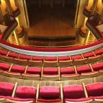 Interior del Teatro Pérez Alonso. / Foto: R. Prieto