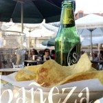 Imagen de archivo de la terraza de verano de un local de hostelería de La Bañeza.