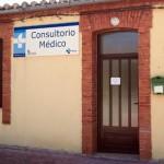 Exterior de un consultorio médico.