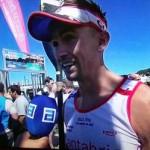 José Julián volvió a subirse al podio en el Descenso Internacional del Sella.