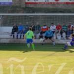 La Bañeza FC no logró imponerse a la SD Almazán.