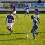 La Bañeza FC se mostró superior a la Gimnástica Segoviana.