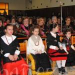 Misa en la capilla del colegio Nuestra Señora del Carmen.