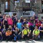 Foto de grupo en La Alberca.