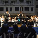 Concierto de la Banda con Pedraza.