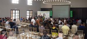 Asaja reunió a más de un centenar de participantes en la convención.