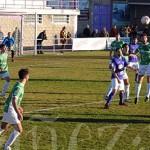 La Bañeza FC logró imponerse en casa al CD San José de Soria.