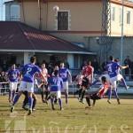 La Bañeza FC sufrió una injusta derrota por las decisiones arbitrales.