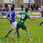 La Bañeza FC supo imponerse a la Cebrereña en La Llanera.