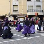 La danza tribal fue una de las novedades de esta edición. / Foto: Rubén