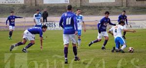 La Bañeza FC no pudo plantarle cara a la SD Almazán.