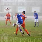 La Bañeza FC se midió ante el Burgos Promesas.