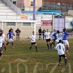 Empate a 1 en La Llanera en el encuentro entre la Gimnástica Segoviana y La Bañeza FC.