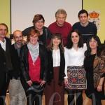 Participantes en el encuentro poético de Soto de la Vega.