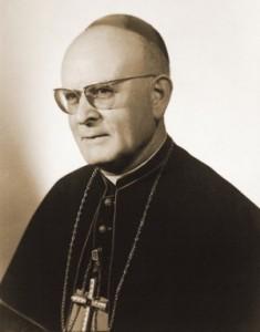 El Venerable Siervo de Dios Ángel Riesco.