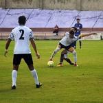 La Bañeza FC cayó ante los de Salamanca.