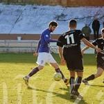 La Bañeza FC no supo reaccionar a tiempo ante el CD Bupolsa.
