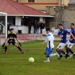 La Bañeza FC y el Almazán firmaron tablas.