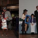 Momento del homenaje a 'Richi' y del reconocimiento a Ángel 'Mortadelo'.