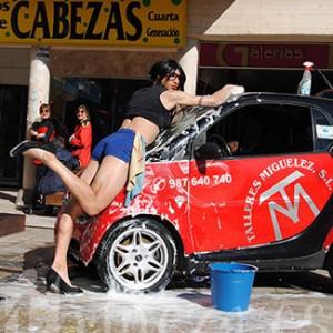 Uno de los carnavaleros imprescindibles en La Bañeza.