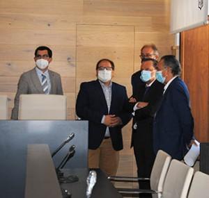 El Consejo de Cuentas celebró su sesión en La Bañeza.