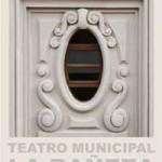 Logotipo del Teatro Municipal.